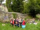 Picknick auf der Kaltenburg im Hürbetal