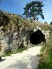 Berühmte Vogelherdhöhle Fundplatz der ältesten Kunstwerke der Menschheit